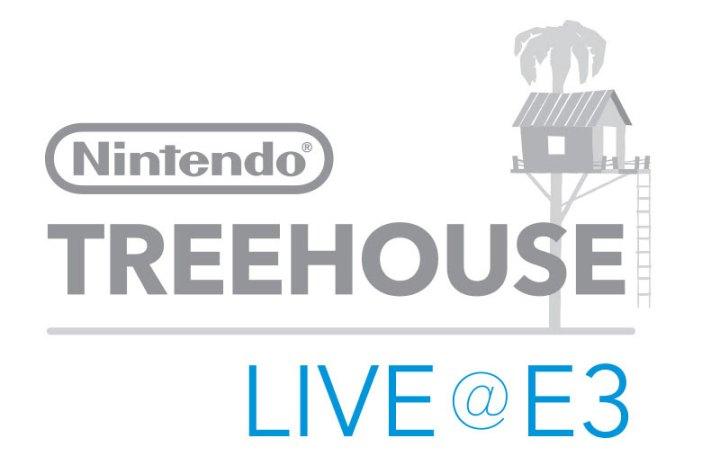 Nintendo Treehouse: Live