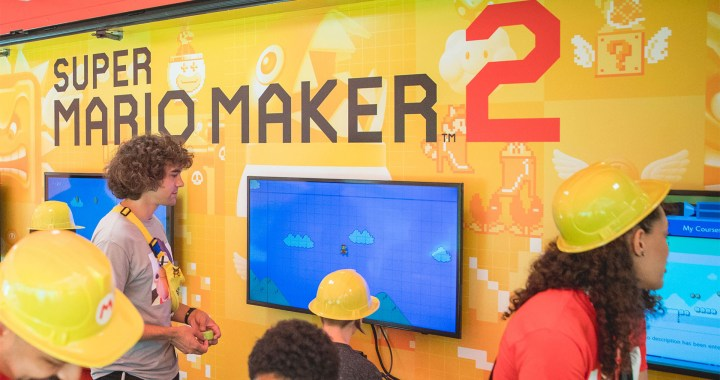 PHOTOS: Nintendo Switch Road Trip & Super Mario Maker 2 Launch Event