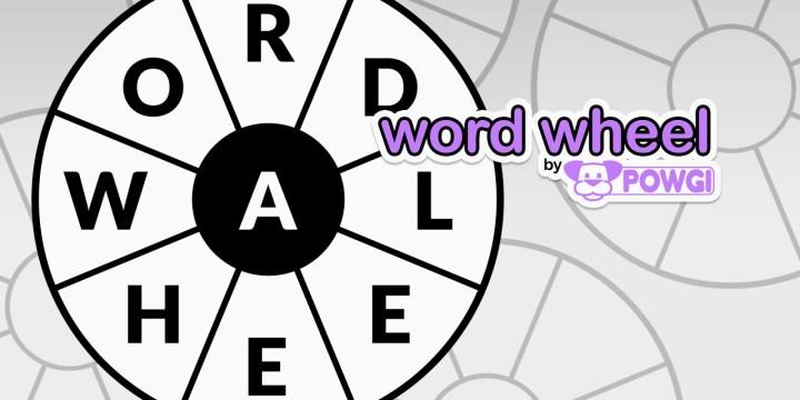 Word Wheel by POWGI