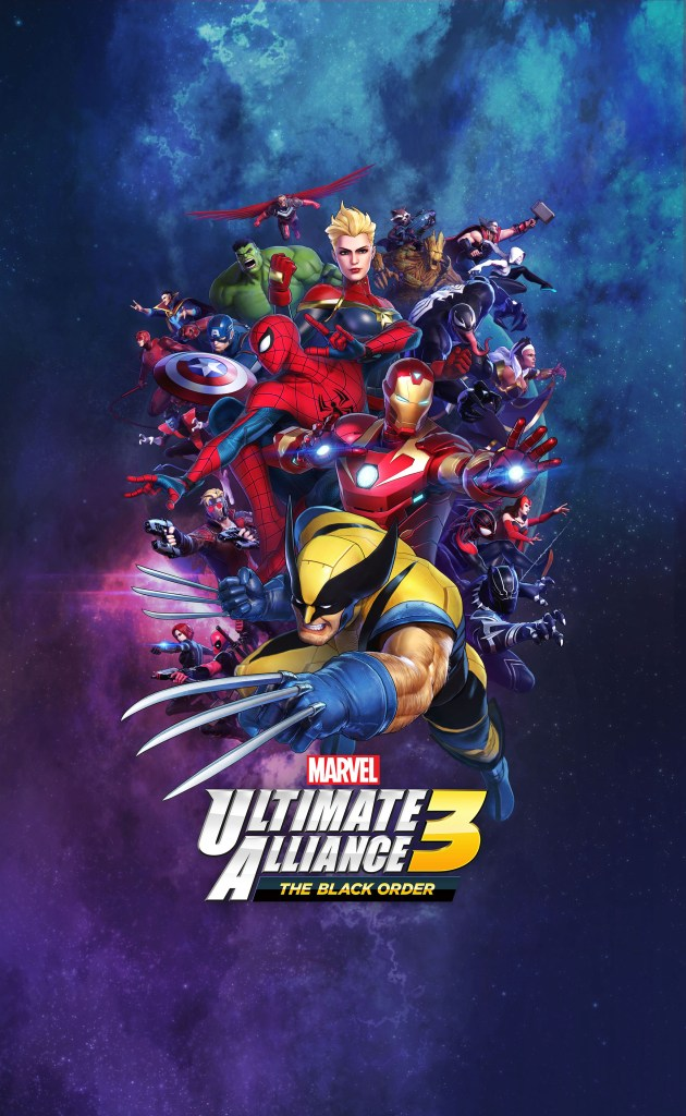 Nintendo's booth at the San Diego Convention Center will focus exclusively on the MARVEL ULTIMATE ALLIANCE 3: The Black Order game