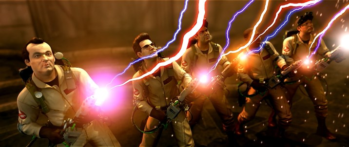 Ghostbusters™: The Video Game Remastered