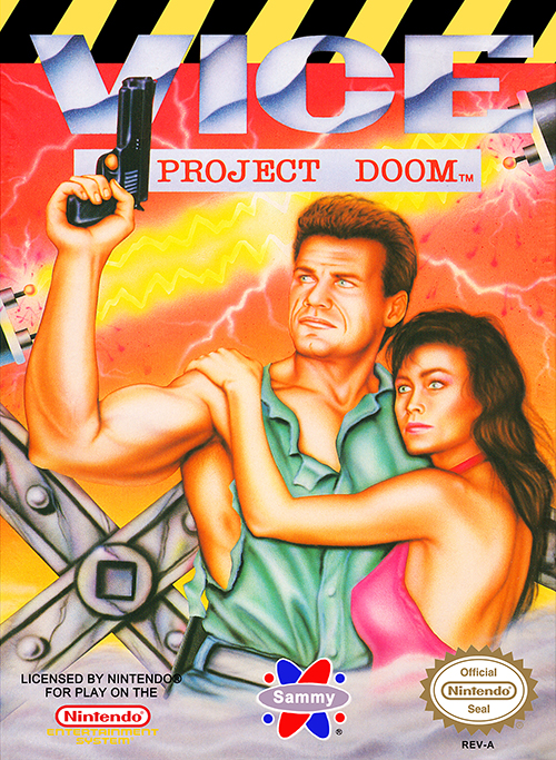 Vice: Project Doom