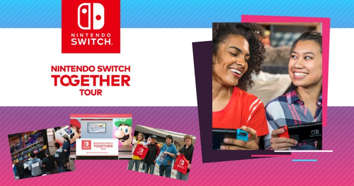 Quad Goals: Nintendo Brings Nintendo Switch to Colleges this Fall