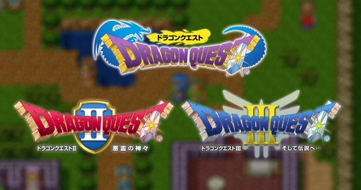 Classic Dragon Quest Games
