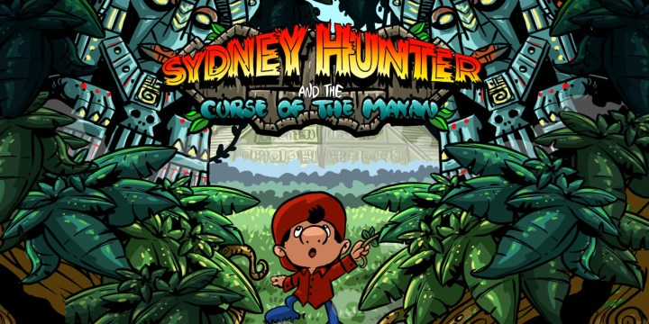 Sydney Hunter and the Curse of the Mayan
