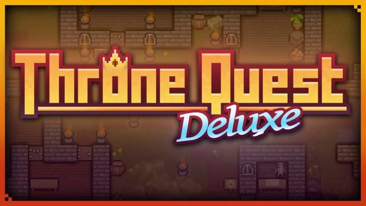 Throne Quest Deluxe