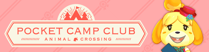 The Pocket Camp Club Is Here!