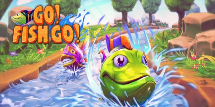 Go! Fish Go!