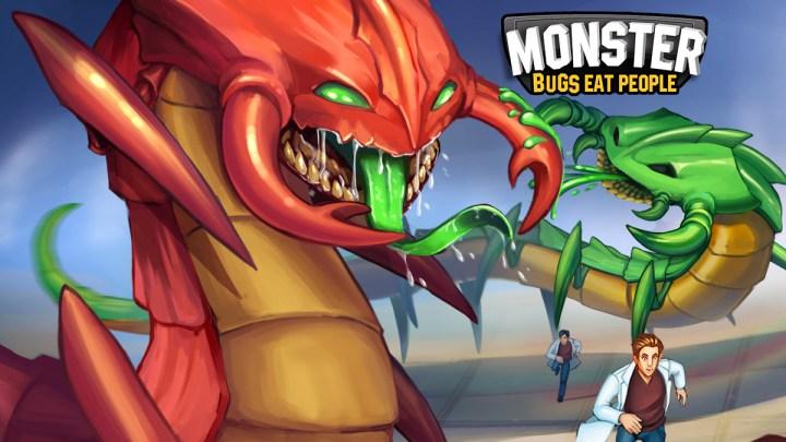 Monster Bugs Eat People