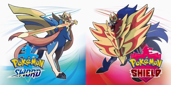 Pokémon Sword&Pokémon Shield