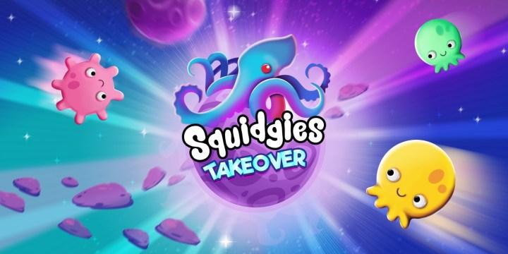 Squidgies Takeover