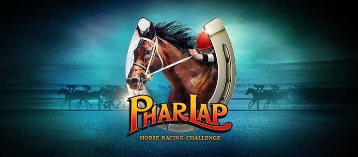 PHAR LAP – Horse Racing Challenge
