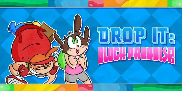 Drop It: Block Paradise