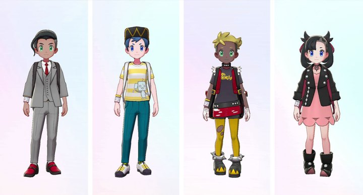 NEW OUTFITS