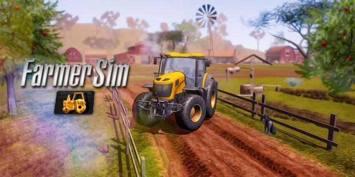 Farmer Sim 2020