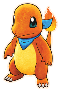 Pokémon Mystery Dungeon: Rescue Team DX - Charmander