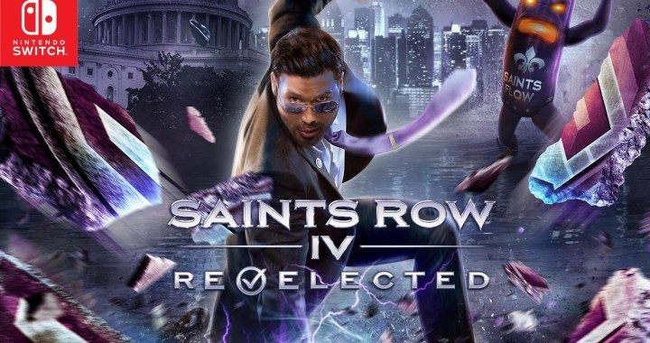 Saints Row®:IV™- Re-Elected™