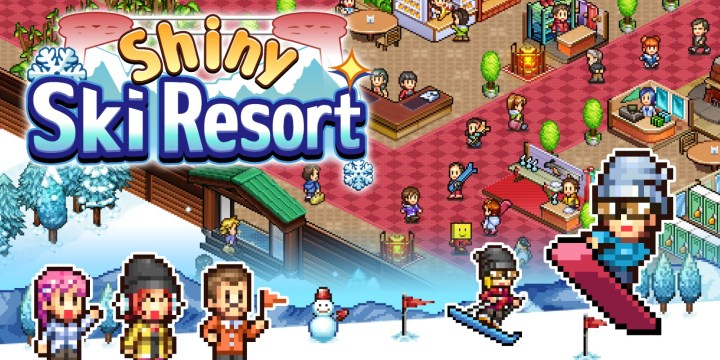 Shiny Ski Resort