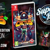 """""""Assault Android Cactus +"""" gets a Physical Release on the Switch, thanks to Super Rare Games"""