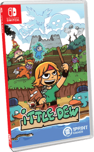 Ittle Dew Limited Edition