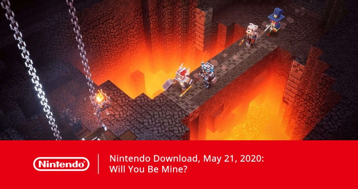 Nintendo Download, May 21, 2020: Will You Be Mine?