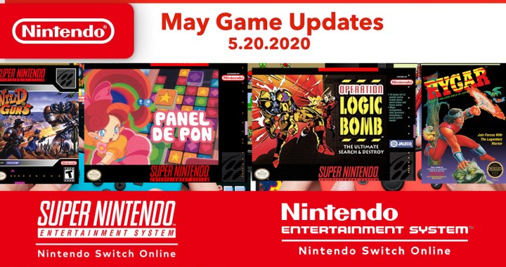 More Than 80 NES and Super NES Games are Now Available with Nintendo Switch Online