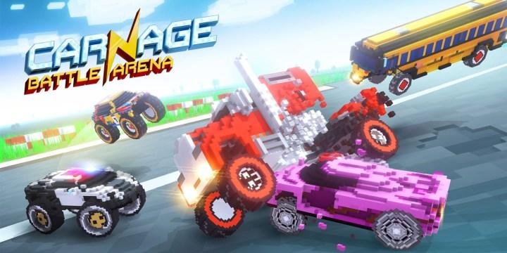Carnage: Battle Arena