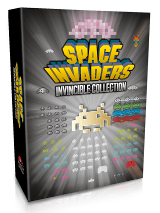 Space Invaders Invincible Collection Collector's Edition