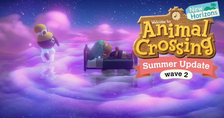 Animal Crossing: New Horizons - Summer Update – Wave 2