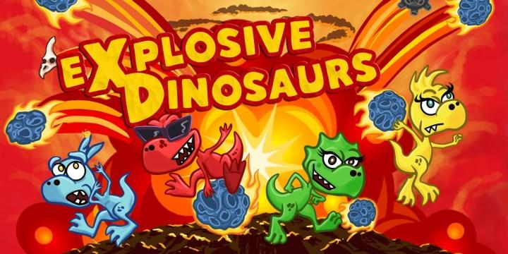 Explosive Dinosaurs