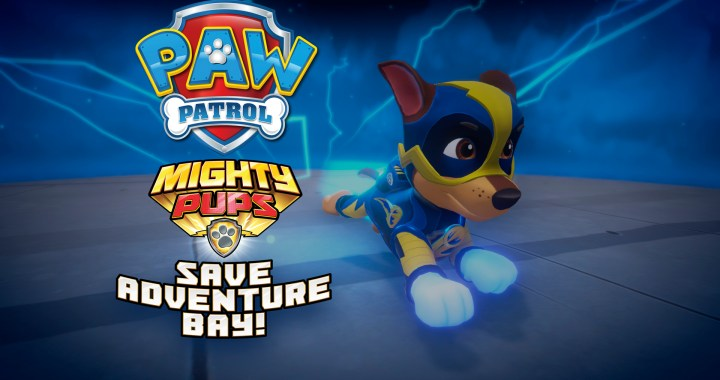 PAW Patrol: Mighty Pups Save Adventure Bay