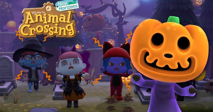 Animal Crossing: New Horizons Delivers Pumpkins, Costumes and a Halloween Event with Fall Update