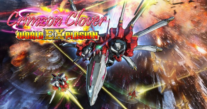 Crimzon Clover - World EXplosion