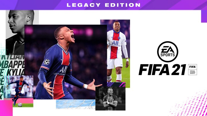 FIFA 21 Nintendo Switch™ Legacy Edition