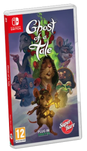 Ghost of a Tale - Box Art