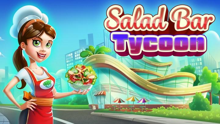 Salad Bar Tycoon