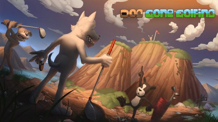 DOG GONE GOLFING