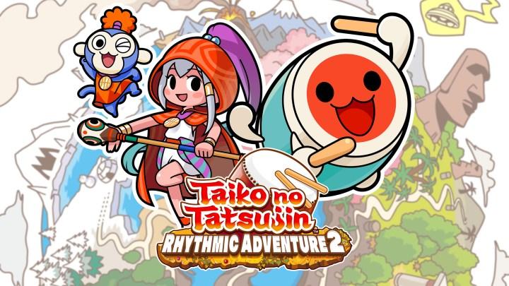 Taiko no Tatsujin: Rhythmic Adventure 2
