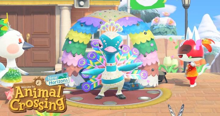 Animal Crossing: New Horizons Free Update