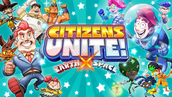 Citizens Unite!: Earth x Space