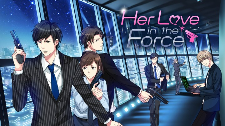 Her Love in the Force