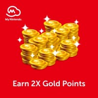 Earn 2X Gold Points
