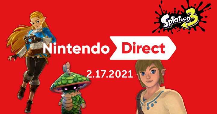 Many New Nintendo Switch Game Announcements in the Latest Nintendo Direct