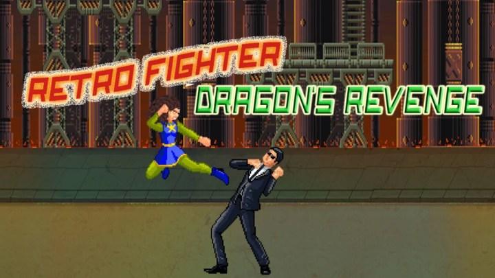 Retro Fighter - Dragon's Revenge