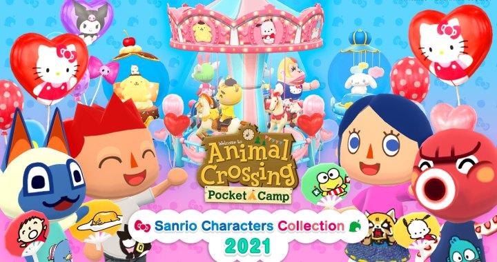 AC Pocket Camp Sanrio 1