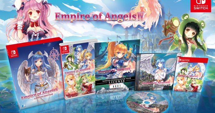 Empire of Angels IV - Limited Edition