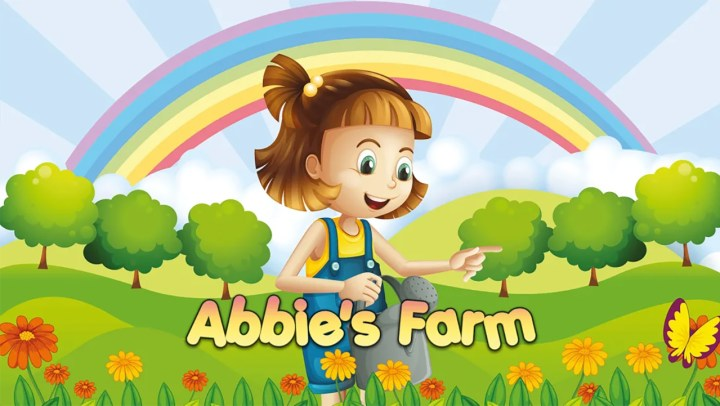 Abbie's Farm for kids and toddlers