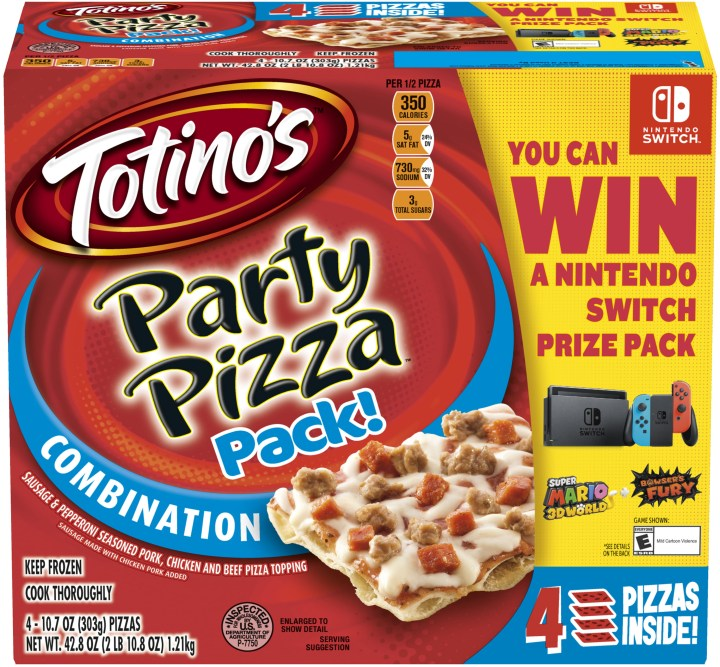 Totino's Party Pizza Packs