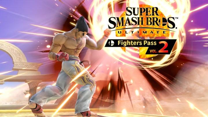 Kazuya Arrives for Battle in Super Smash Bros. Ultimate