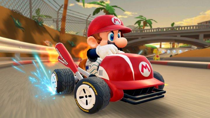 Mario Kart Tour - Los Angeles Tour